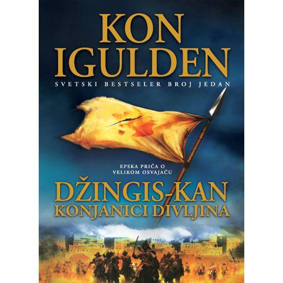Džingis-Kan III - Konjanici divljina