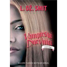 Borba - II deo serijala Vampirski dnevnici